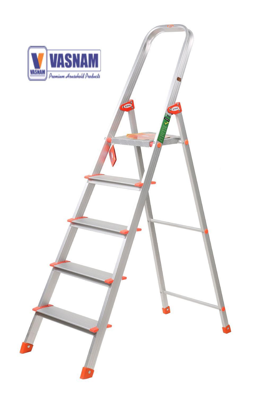 Vasnam Aluminium Ladders 4+1