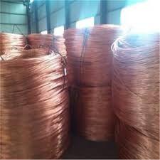 Copper Wire Scrap 99.99 %