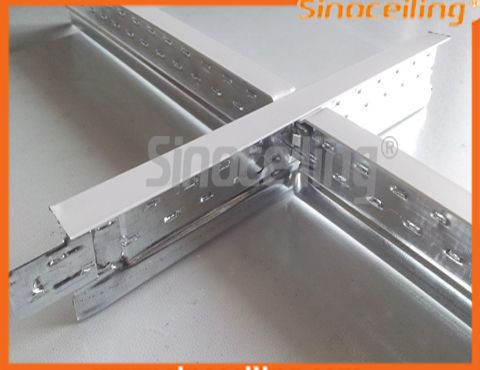 T24 ceiling tee bar, ceiling grids
