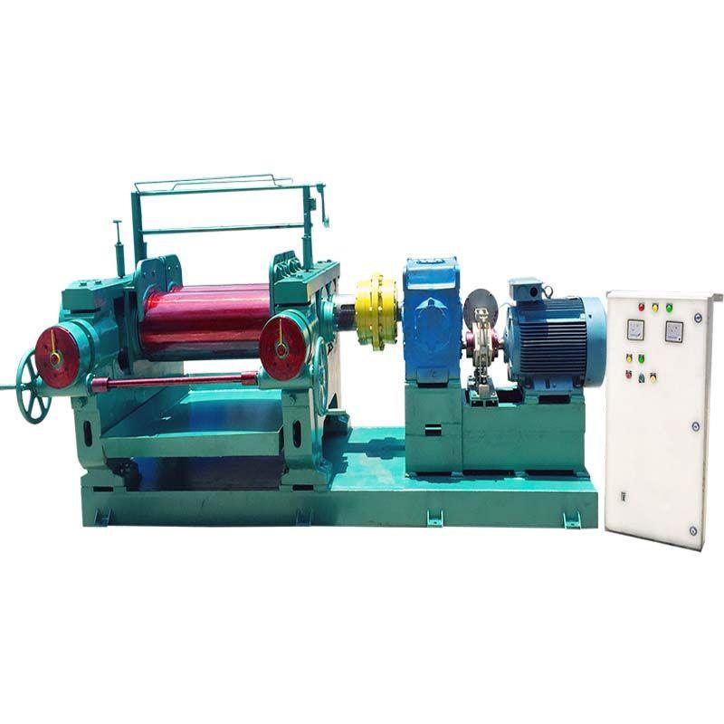 Rubber & Tyre Refiner Machine