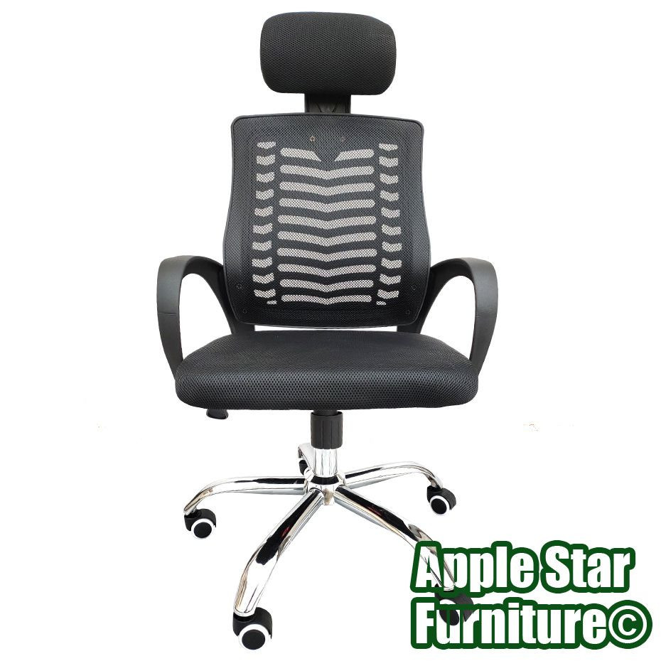 AS-C2054 **Executive Chair with high mesh back