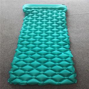 2018 Nylon TPU Honeycomb inflatable camping mat