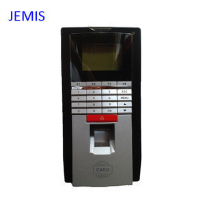 2.4 colorful LCD Screen biometric TCP/IP keypad door fingerprint access control with ROHS