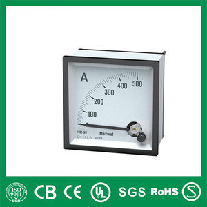 48 x 48 analog current panel meter