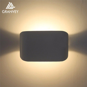 5W morden white decorative wall lamp / led wall bracket light indoor