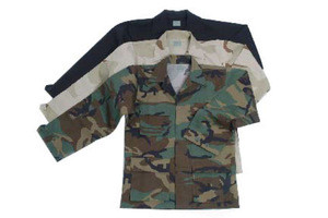 Camo Clothing High Quality Outdoor Hunting Military Camouflage Army Uniform Police