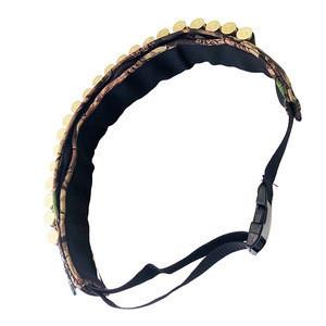 Camo Shotgun Shell Belt Neoprene Shell Belt