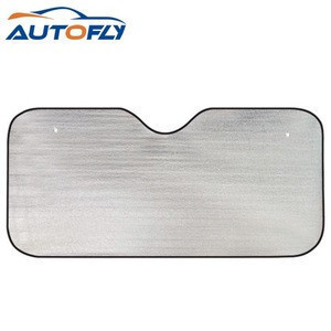 Car front bubble cotton sunshade