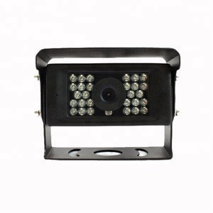 Classic Heavy Duty Truck Waterproof IP69K 28IR Lights  Night Vision Back Reverse Rearview Auto Car Camera VD-RC990