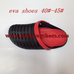 Comfortable men EVA garden clogs