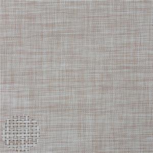Different woven vinyl wallpaper designs