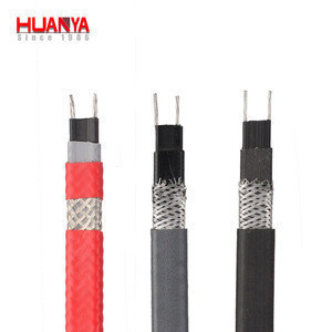 Electric Low Temperature Self-regulating Heating Cable/Tape for Antifreezing of Water Pipe