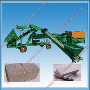 Foam Concrete Block Making Machine Popular By User