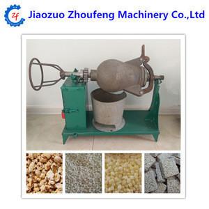 Hand-driven popcorn maker chinese old style puffed corn snacks machine