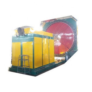 Horizontal 48 carriers steel wire braiding machine for hydraulic hose