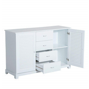 Large Storage Bathroom Cabinet Buffet Sideboard