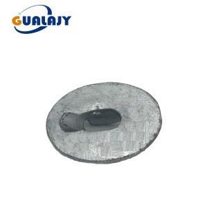 Metal power machinery gasket machine tool accessories Nodular cast iron