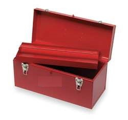 Portable Tool Box 20 in W 8-1/2 in D