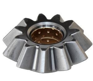 Sinotruck Spiral Bevel Gear Basin corner tooth Truck ring gear pinion set side gear