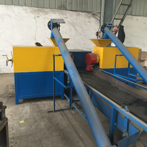 Tire grinding powder machine, used tyre recycling machine rubber powder