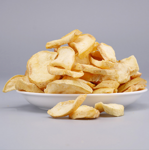 VF Dried Snack Vacuum Fried Apple Chips