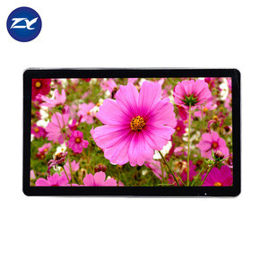 With WiFi Network Android System 32 Inch Elevator Tft Lcd Monitor