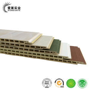 Wood plastic composite decorative Plasterboards, WPC wall panels
