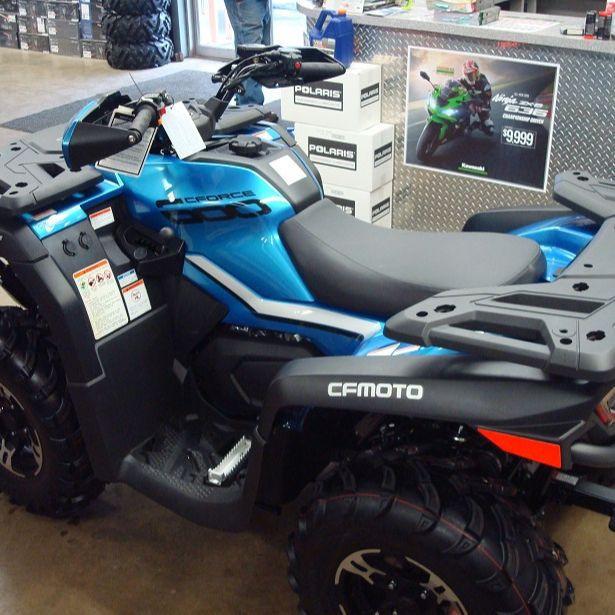 CFMOTO CFORCE 600 EPS TOURING 4x4 - 2 PASSENGER ATV