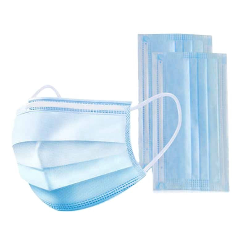 Factory wholesale disposable 3ply face mask with ear loop