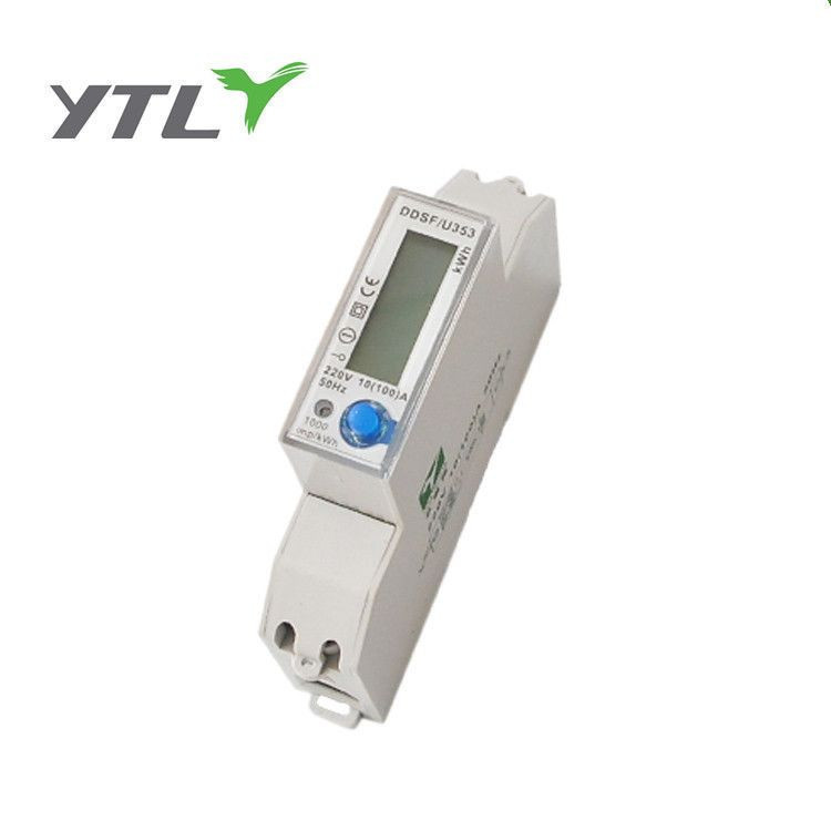 Single-Phase Two-Wire Meter D118018/D118019/D113022