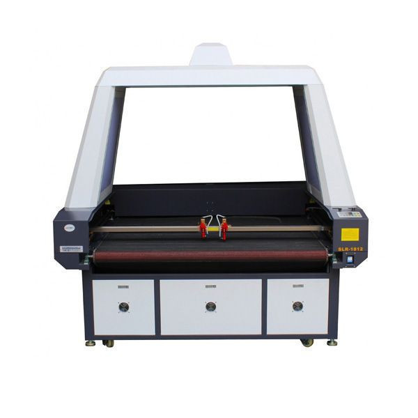 SUBLIMATION CAMERA CO2 LASER CUTTER