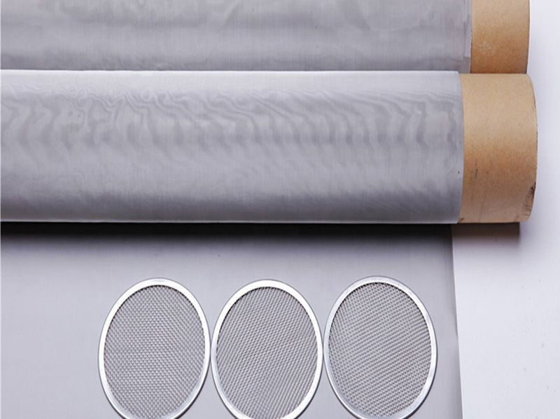 Sintered Stainless Steel Wire Mesh Industrial Filter