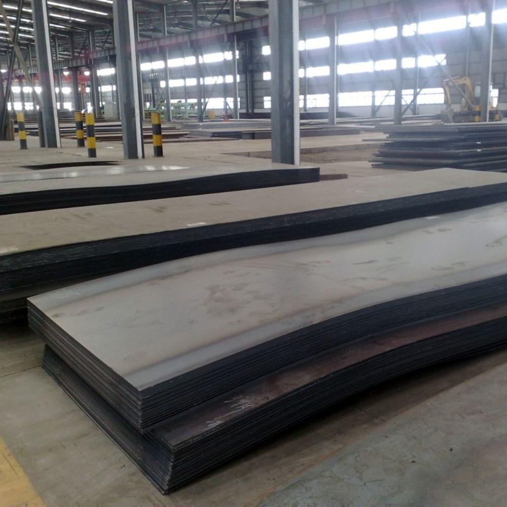 Hot rolled steel sheet / plate