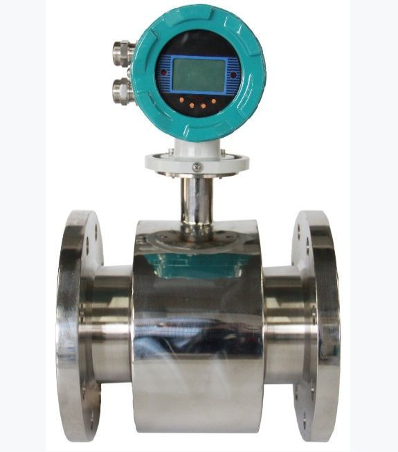 Factory of Electromagenetic flow meter pulp and paper slurry type liquid measurement