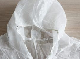 PP Spunbond Nonwoven Coverall