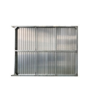 2020 new wholesale  Cheap Price Aluminum Windows High Quality Aluminum Glass Louvers With Aluminum Powder Coated