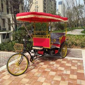48V 800W/1000W four passenger electric rickshaw motorized tricycles