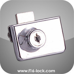 6 Disc Tumbler Furniture Lock F5540