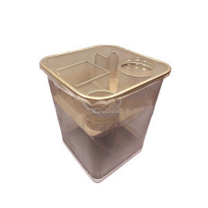 6 Items Stationery Holder Container Box for Desk Home