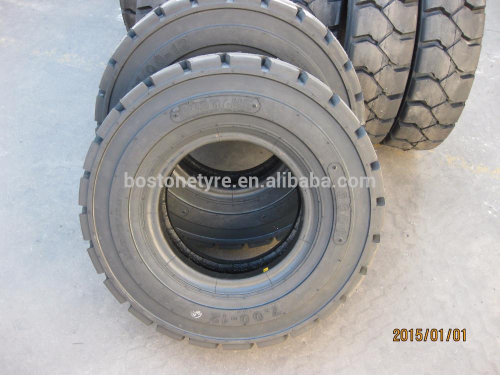 6.00-9-10pr forklift truck tires