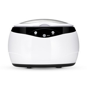 650ml Ultrasonic cleaner with digital control large tank for glasses