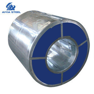 AIYIA china hdgi S350gd SGCC Z100 Z275  G60 galvanized steel coils for Steel Products with big spangles