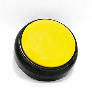 Button sounds mp3 round shape sound button music box