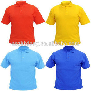 Cheap Promotional T shirts Boys Polo T shirts Childrens Polo Shirts