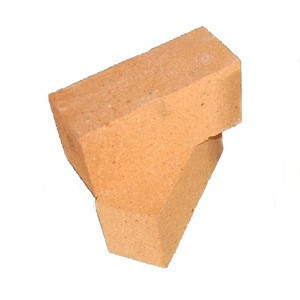 Cheap refractory  wedge shape brick pizza oven Kaolin clay brick