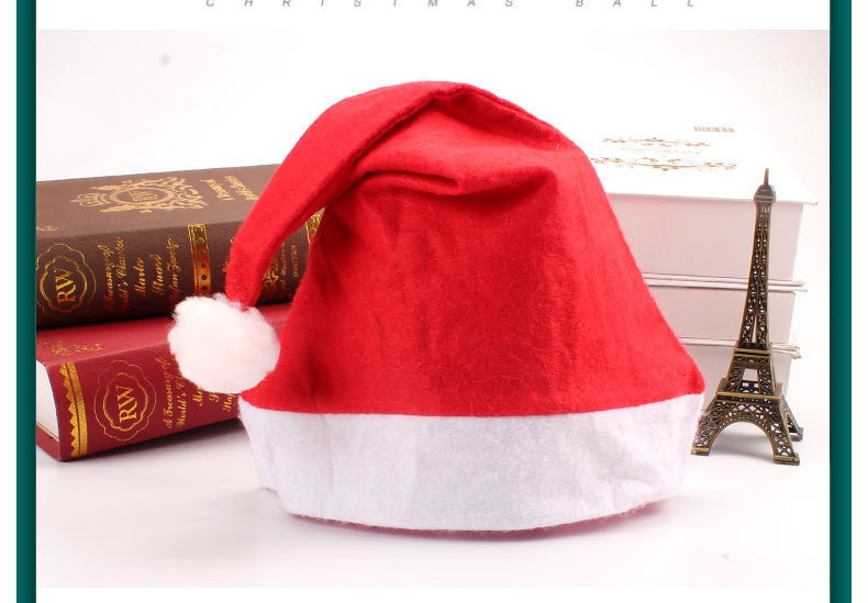 Christmas decorations adult children Christmas hats Christmas party activities hats dress up headwear  wholesale