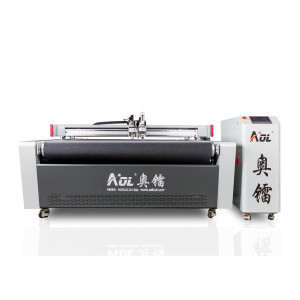 Easy operation fast speed apparel pattern cutting machine digital printer and cutter for sale