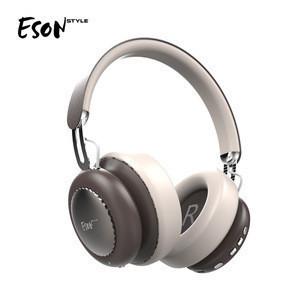 Eson Style unique design original factory active noise cancelling V4.1 Bluetooth 20 hours playback BQB anc headphones