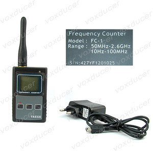 [FC-1]Digital Frequency Counter hand-held for two way radio Frequency Meter