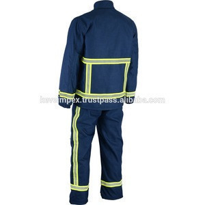 Fireman Uniform Fire Fighting Suit fire protection clothing firefighter suit firefighter suit